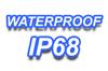 IP68 - druckwasserdicht