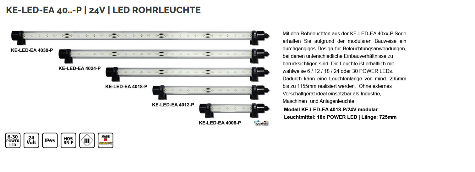 big rohr ke led ea 4018 24 mod