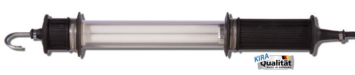 KIRA fluorescent hand lamp / leadlamp KE-CL 4011